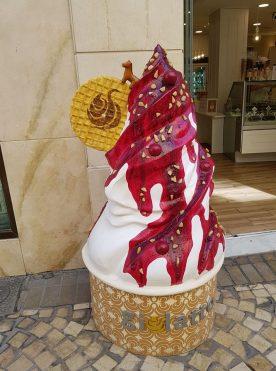 Lisbon, icecream